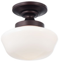 Minka-Lavery 2255-576 - 1 Light Semi Flush Mount