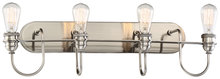 Minka-Lavery 3454-84b - 4 Light Bath