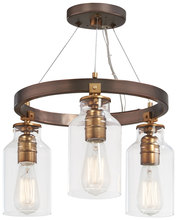 Minka-Lavery 4553-588 - Semi Flush ( Convertible To Pendant)