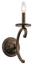 Kichler 43773AGZ - Wall Sconce 1Lt