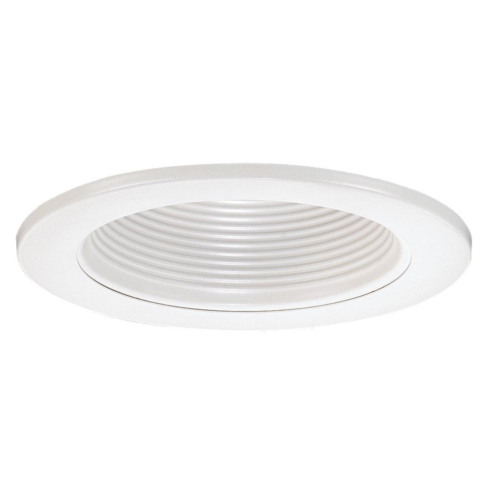 "House of Lights in Rocky Mount, North Carolina, United States, Sea Gull 40R6, 4"" Baffle Trim, Recessed Trims"