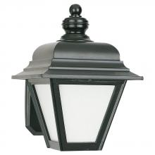 Sea Gull 8972BLE-12 - One Light Outdoor Bancroft ENERGY STAR Wall Lantern