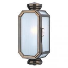 Troy B2001HB - One Light Heritage Bronze Outdoor Wall Light