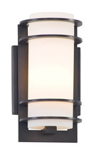 Troy B6061ARB - One Light Architectural Bronze Outdoor Wall Light