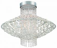 Minka Metropolitan N7304-598 - Saybrook - Four Light Semi Flush