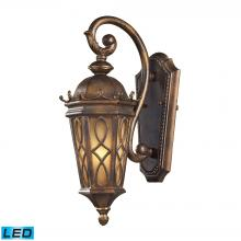 ELK Lighting 42000/1-LED - Burlington Junction 1 Light Outdoor LED Sconce I